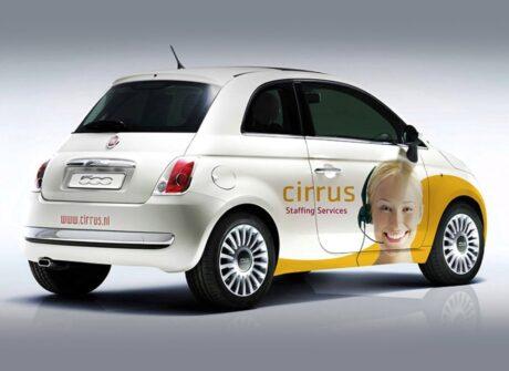 Fiat 500 reclame