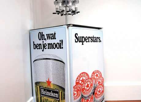 Heineken koelkast