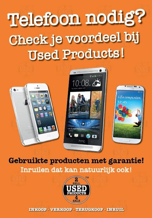 Poster smartphones