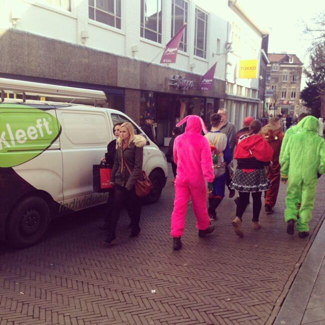 Carnaval Zitterd