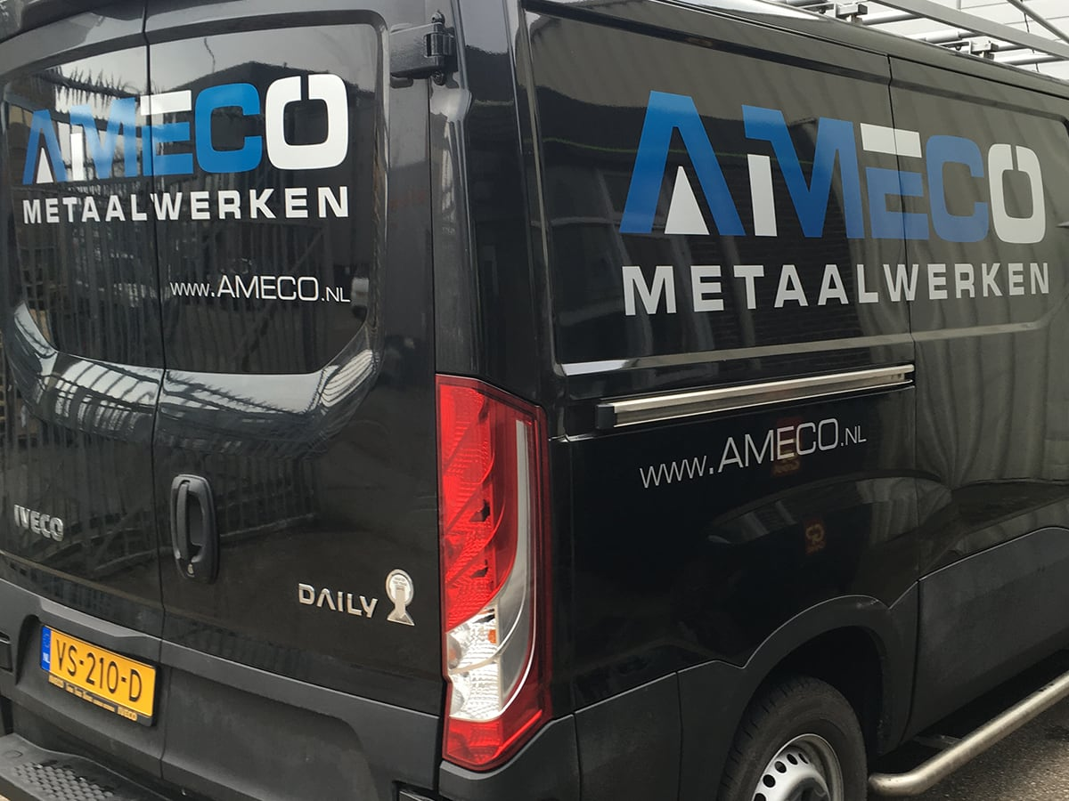 Stickers Iveco Daily