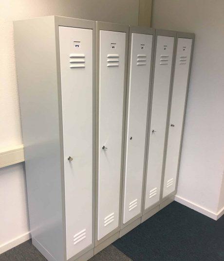Lockers wrappen beplakken