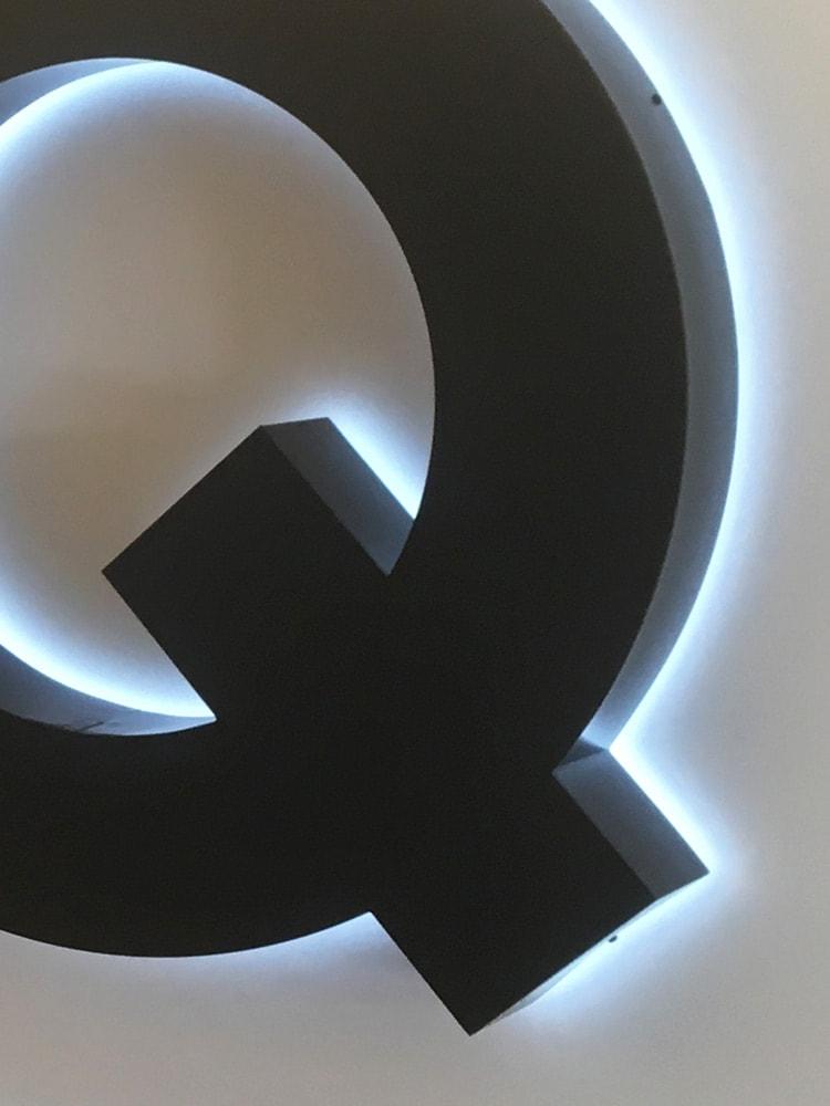 robuust verlicht logo