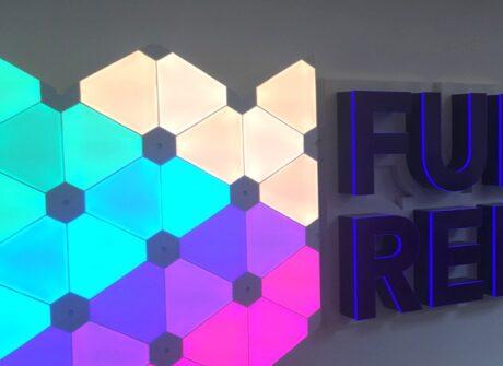 Verlicht logo